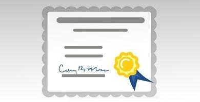 MVSoft - Certificado online